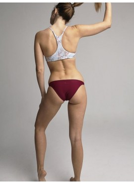 Braguita Bikini Deportiva Grosella