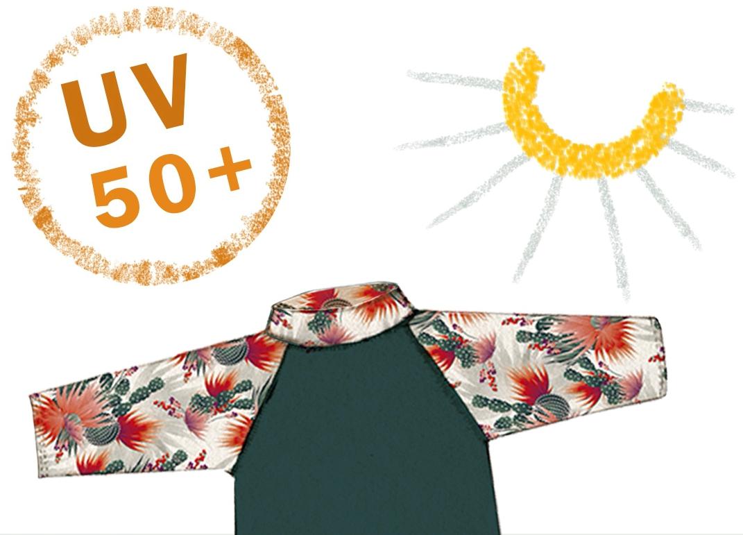 Camiseta Protección UVA 50+