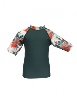 Camiseta Protección Solar Unisex Cactus
