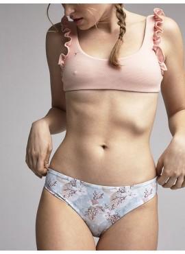 Braguita Bikini Clásica Estampada